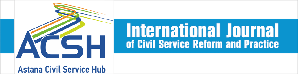 International Journal of Civil Service Reform and Practice